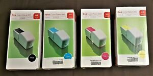 4 pack Oce Colorwave 300 Ink Tanks Blk Mag Cyn Ylw 1060091360 1 2 3 All 350ml