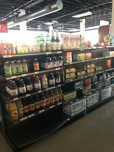 Complete Retail Store Package Fixtures Gondolas Displays And Equipment