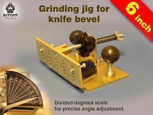 Adjustable Bevel Grinding Jig For Belt Grinder ngle Bevel Jig knife Sharpener