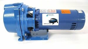 Goulds Gt15 Self Priming Irrigation Pump 1 5hp 115 230v 1 Ph