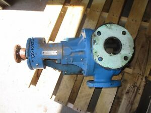 Viking Lv3900 Iron Pump 725109jw Sn 1002322 Port 3 Used