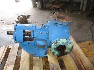Viking Lv3900 Iron Pump 726347jw Sn 1001722 Port 3 Used
