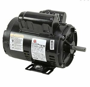 New 3 Hp 3450 Rpm Air Compressor 60 Hz Electric Motor 115 230 Volts Century B383