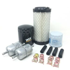 Kubota Bx1500d W kubota Z602e Engine Filter Maint Kit donaldson Free Shipping