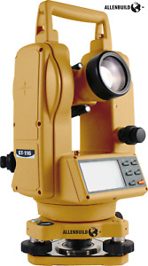 Gt116 Electronic Digital Transit Theodolite Package For Survey Contractors