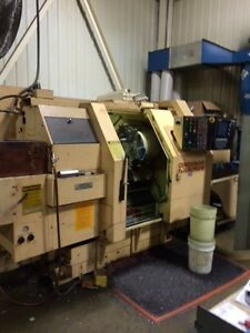 Cincinnati Milacron Cinturn 8c Cnc Chucker Lathe Turning Center Acramatic 850 89
