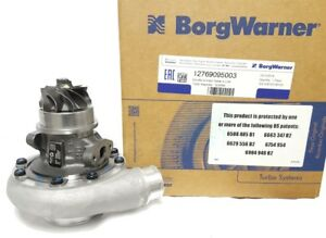 Borg Warner Turbo Supercore S200sx E S257 7670 P N 12769095003 In Stock Now