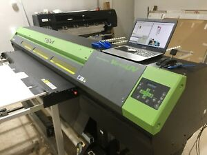 Roland Lej 640 64 Hybrid Flatbed Printer