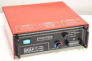 Richard Wolf Solid State Color Video Camera Model S5366 40