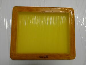 Screen Printing Frames box Of 6 14 X 17 Wood With 155 Dyed Mesh