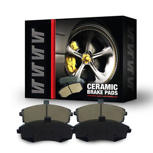 V Trust Premium Quality Ceramic Brake Pads Rear For 2003 2004 Ford Expedition