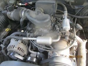 1996 00 Chevy Vortec 350 5 7 Longblock Engine 160k Runs Great