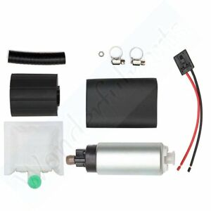 Electric Fuel Pump Kit Fits Oldsmobile 98 Toyota Supra Ford Festiva For Gss341