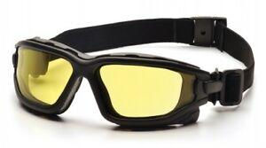 Pyramex I force Dual Pane Anti fog Safety Glasses Pick Lens Color 3 Pair