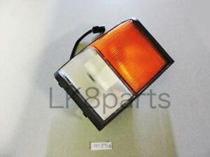 Land Rover Range Rover Classic 92 95 Front Turn Signal Light Lh Prc8950 New