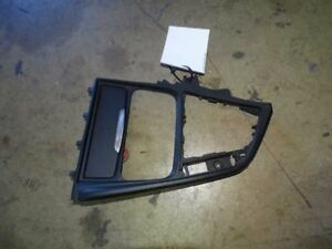 14 Bmw 428i F33 Convertible Center Console Trim Ash Tray Lighter Panel 9218925