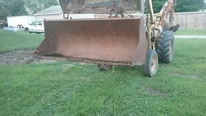 82 Wide Loader Backhoe Bucket Case John Deere I Can Ship