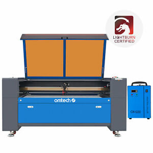 Premium 60w Co2 Laser Engraver Cutting Machine W Usb Interface Crafting New