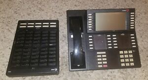 Free Shipping Used Avaya Lucent At t Mlx 20l Office Phone W Expansion Console
