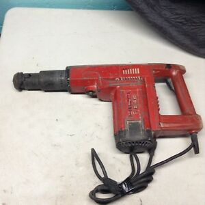 Hilti Te 92 With Case Demolition Hammer Jack Hammer Rotary Hammer