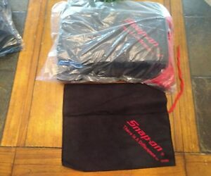 Snap On Spp 903 Pack Of 50 Cloth Roll Up Bag pouches 12 X 9 5 4 Compartment