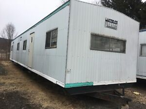 12 X 60 12 X 56 Box Mobile Office Trailer pa