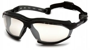 Pyramex Isotope Foam Padded Anti fog Safety Glasses Pick Lens Color 6 Pair