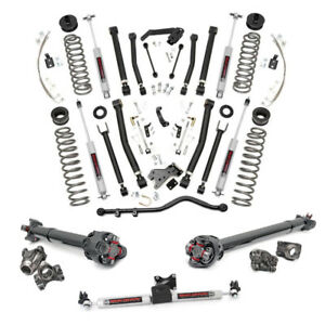 Jeep Wrangler Jk 6 Complete Suspension Lift Kit 2007 2011 2 door