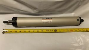 Smc Model Ncgcn50 1200 Double Acting Pneumatic Air Cylinder 12 Stroke 2 Bore