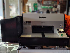 Brother Gt 541 Garment Printer Dtg Direct To Garment Shirt Printer