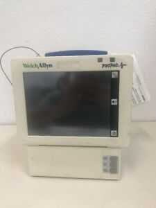 Welch Allyn Propaq Cs Model 242 Patient Monitor W Option 229