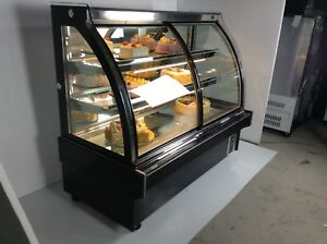 Commercial Refrigerator 220v 48 Refrigerated Bakery Showcase Display Cabinet Us
