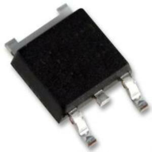 10x Stmicroelectronics Stb55nf06t4 Mosfet N Channel 60v 50a D2pak