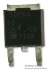 10x 06j8478 Vishay Siliconix Sud50p04 15 e3 P Channel Mosfet 40v 50a To 252