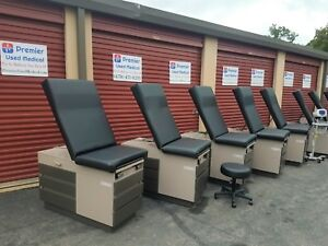 Matching Renewed Exam Tables Contact For Availability Premier Used Medical