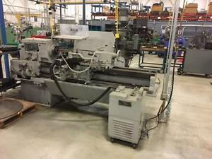 Monarch Tracer Engine Lathe 5 H p 16 X 10 X 54 Attleboro Massachusetts