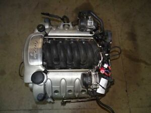 04 Porsche Cayenne 4 5l Turbo 955 Engine Motor Long Block Assy