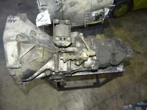 85 85 5 Porsche 944 5 Speed Manual Transmission Transaxle Mt Assy