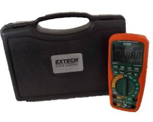 Extech Ex540 Industrial Multimeter Datalogger With Wireless Pc Interface New