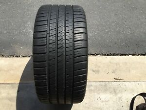 18 Michelin Pilot Sport A s 3 255 35 Zr18 Tire 255 35 Zr 18 94y Xl