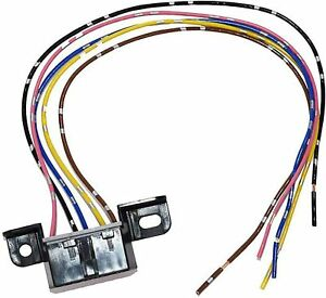 A team Performance Obd Ii Obd2 Dash Port Wire Pigtail Connector Plug In Chevy gm