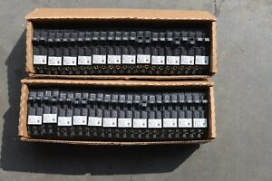 24 Count Siemens Q1515 2 Pole 15 15 Amp Circuit Breaker New