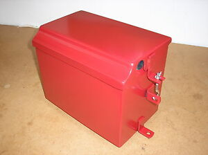 Ih Farmall M Md Sm smd Smta New Battery Box With Lid 18 17 227