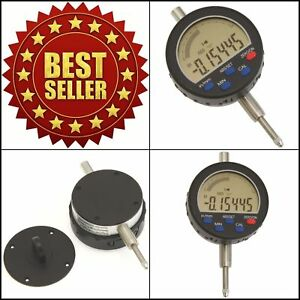 New Digital Electronic Indicator Dial Gauge 0 5 0 00005 X large Lcd Display