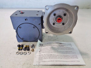 Hub City 2104 Worm Gear Speed Reducer 0220 79547