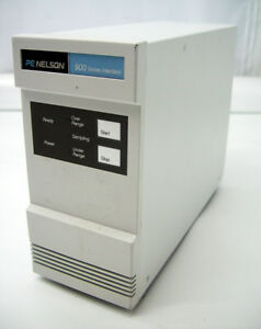 Perkin Elmer Pe Nelson 900 Series Chromatography Interface Hplc 970a
