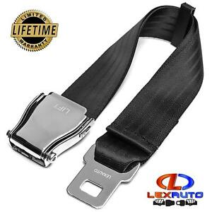 Lexauto Adjustable Airplane Seat Belt Extender 7 32 Inch E 4 Safety Certified