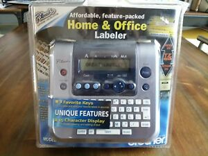 Brother Pt 1280 Label Printer New In Package