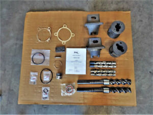 Imo Pump G3dhs 218 Major Kit Part 3212 192r W Rotors Housings Rings
