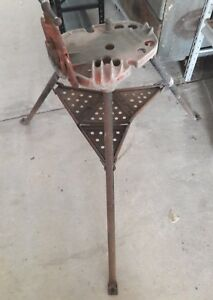 Ridgid Pipe Vise Stand No 40 A Tristand